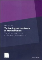 Buch: Technology Acceptance in Mechatronics: The Influence of Identity on Technology Acceptance