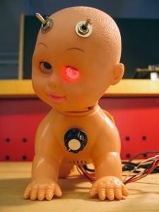 Creative Baby-Doll